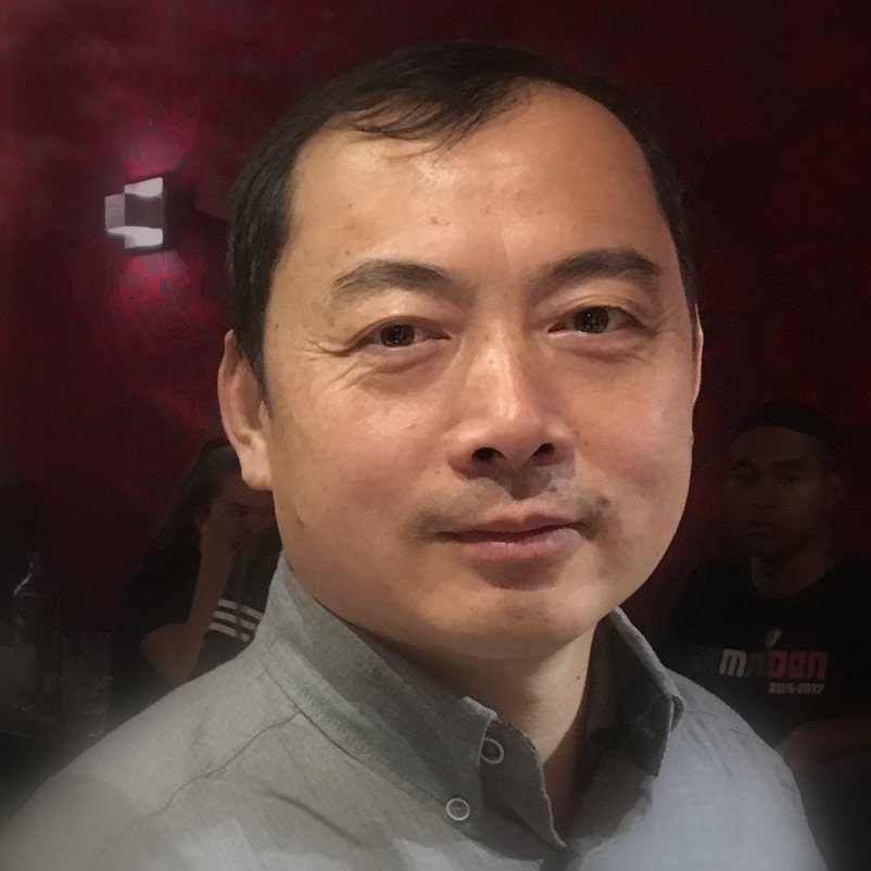 Xie Chuan, master Chi Neng Qigong